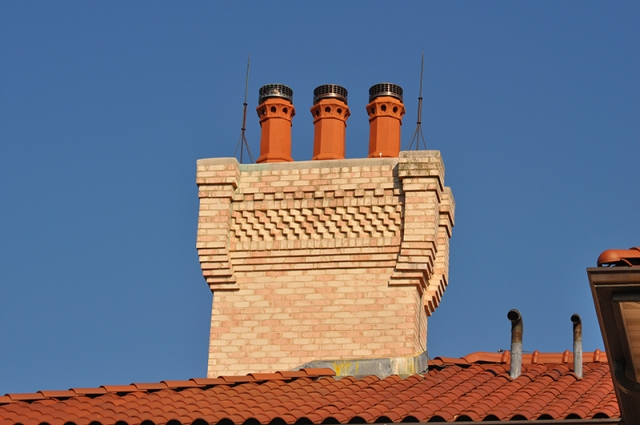 Beautiful custom chimneys from Best Way Chimney