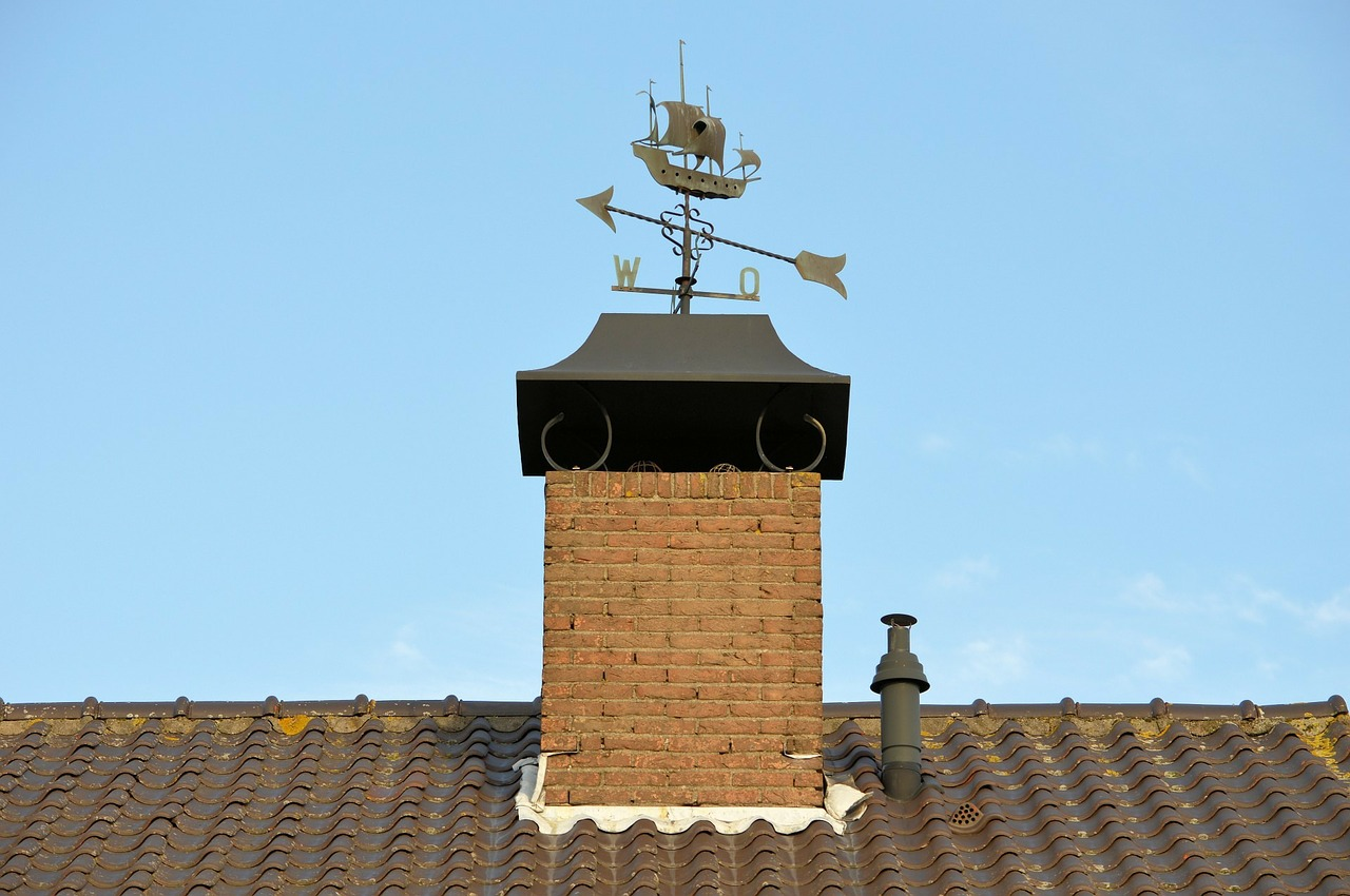 Chimney cleaning service in Garden City